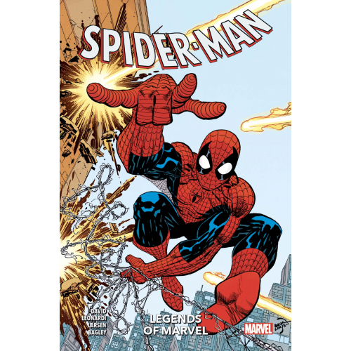 LEGENDS OF MARVEL : SPIDER-MAN (VF)