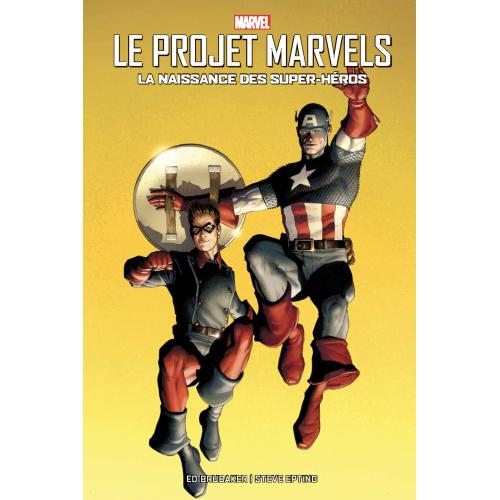 LE PROJET MARVELS (VF)