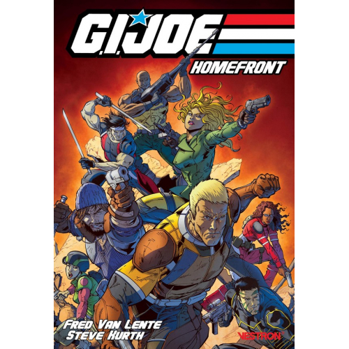 G.I. JOE Homefront (VF)