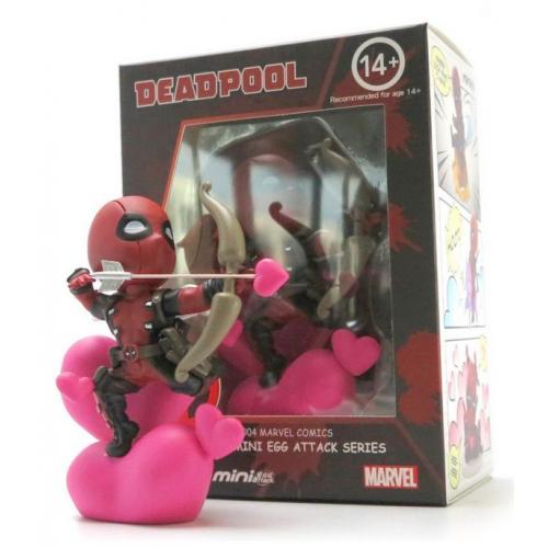 Deadpool Cupidon Mini Egg Attack
