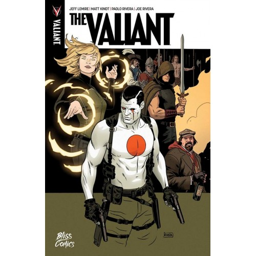 The Valiant tome 1 (VF)