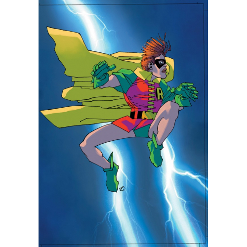 ROBIN 80TH ANNIVERSARY 100-PAGE SUPER SPECTACULAR 1 1980s variant FRANK MILLER (VO)