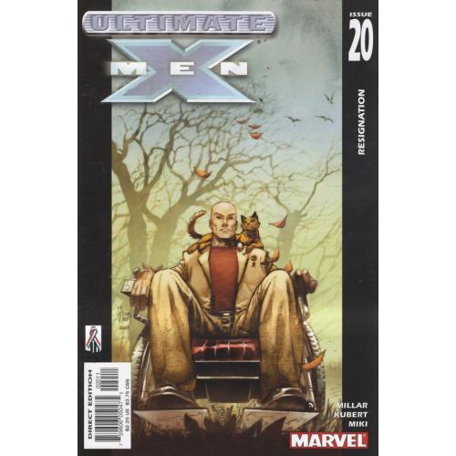 ULTIMATE X-MEN 20 (VO)
