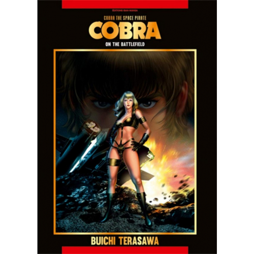 Cobra The Space Pirate Tome 7 (On The Battlefield) (VF)