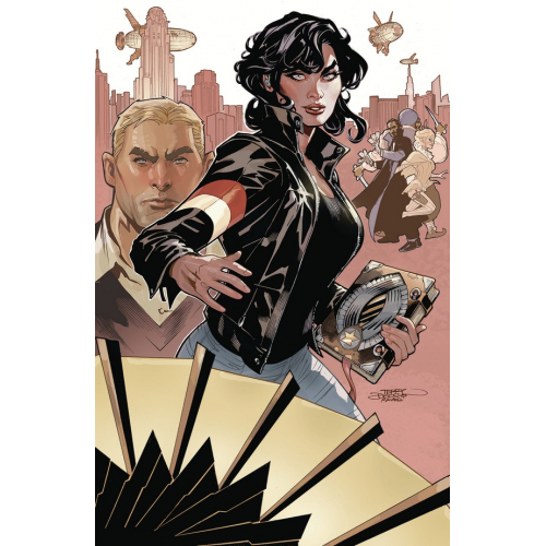 ADVENTUREMAN 1 (VO) Matt Fraction - Terry Dodson