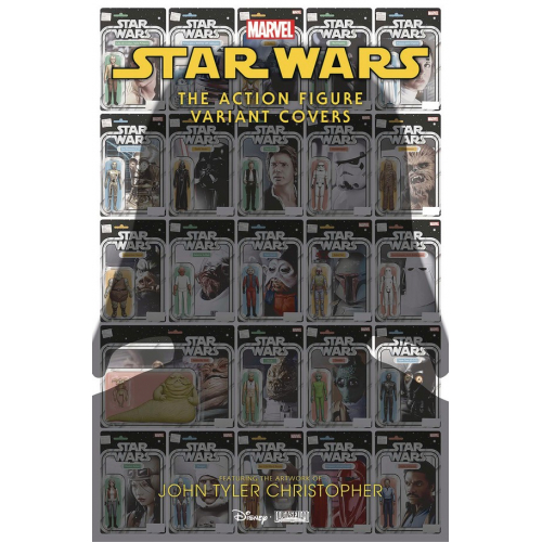 STAR WARS ACTION FIGURE VARIANT COVERS 1 (VO)