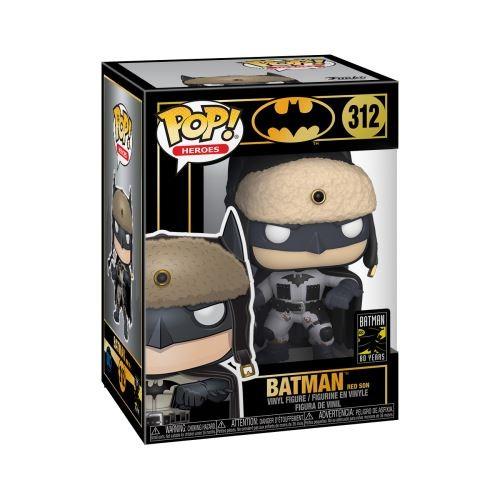 Funko Pop Batman Red Son 312