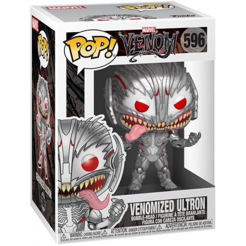 Funko Pop Venomized Ultron 596