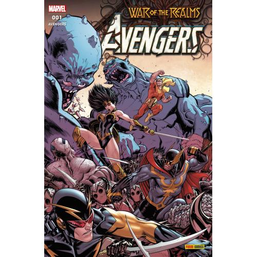 Abonnement 3 mois Avengers (VF)