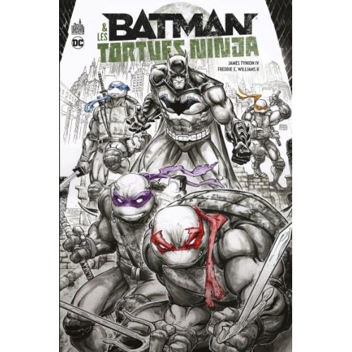 Batman & Les Tortues Ninja Édition Limitée (VF)