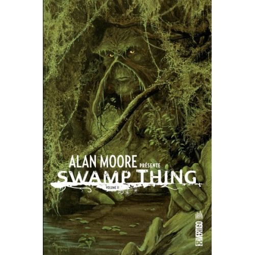 ALAN MOORE PRESENTE SWAMP THING TOME 2 (VF)