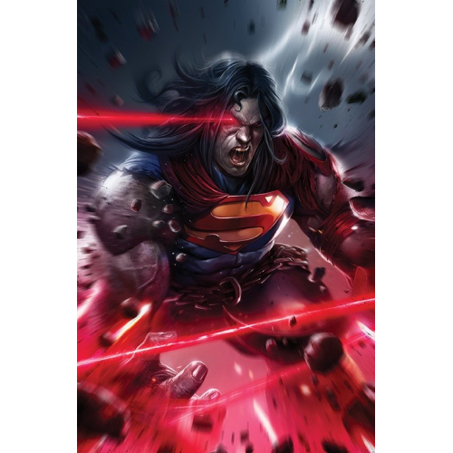 DARK NIGHTS : DEATH METAL 1 (VO) Superman Variant - Francesco Mattina