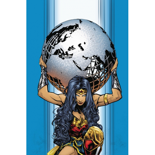 WONDER WOMAN 750 THE DELUXE EDITION HC (VO)