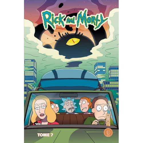 Rick & Morty - Tome 7 (VF)