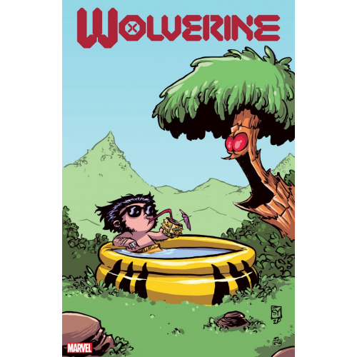 WOLVERINE 1 YOUNG VAR (VO)