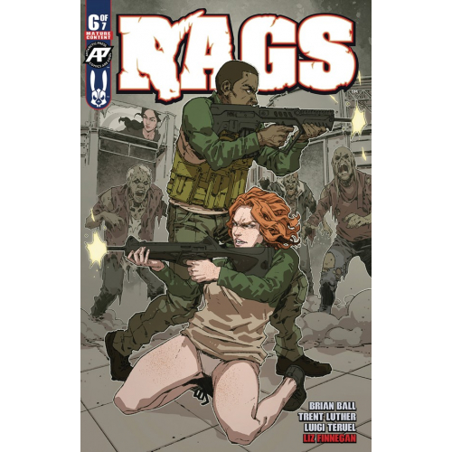 RAGS 6 (OF 7) CVR A (VO)