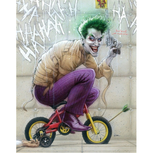 THE JOKER: KILLER SMILE 3 VARIANT (VO)