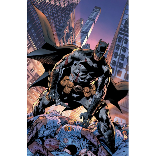BATMANS GRAVE 7 (OF 12) (VO)