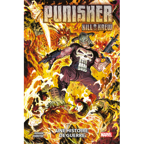 PUNISHER KILL KREW (VF)
