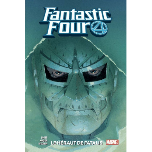 FANTASTIC FOUR TOME 3 (VF)