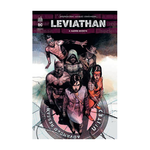 Leviathan Tome 2 (VF)