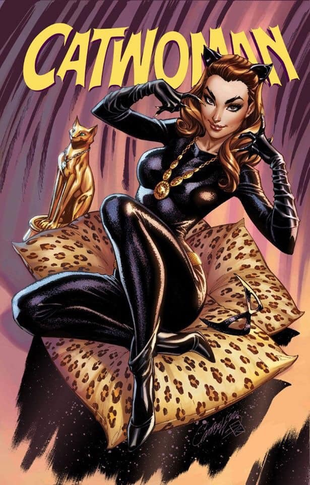 CATWOMAN 80TH ANNIVERSARY 100-PAGE SUPER SPECTACULAR 1 (VO) 1970 - ARTGERM