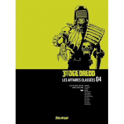 Judge Dredd : Affaires Classées tome 4 (VF)