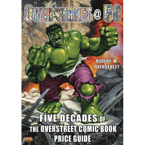 OVERSTREET 50 - 5 DECADES OVERSTREET CBPG SC (VO)