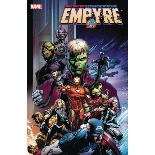 EMPYRE 1 (OF 6) (VO) DAVID FINCH VARIANT