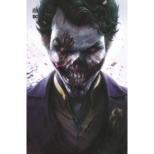 DCEASED (VF) COUVERTURE JOKER ZOMBIE