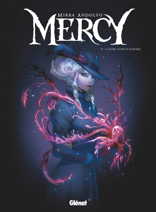 Mercy Tome 1 (VF)