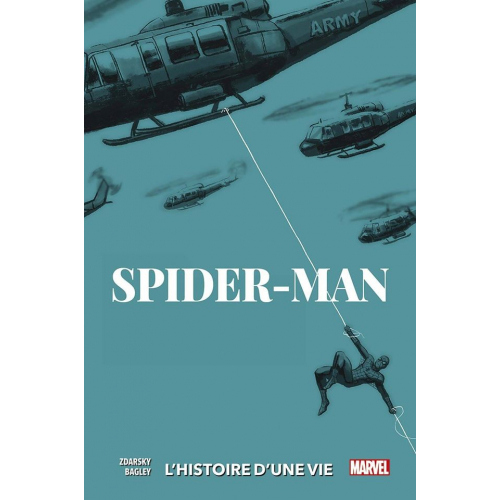 SPIDER-MAN : L'HISTOIRE D'UNE VIE (VF) Couverture Variante 1960