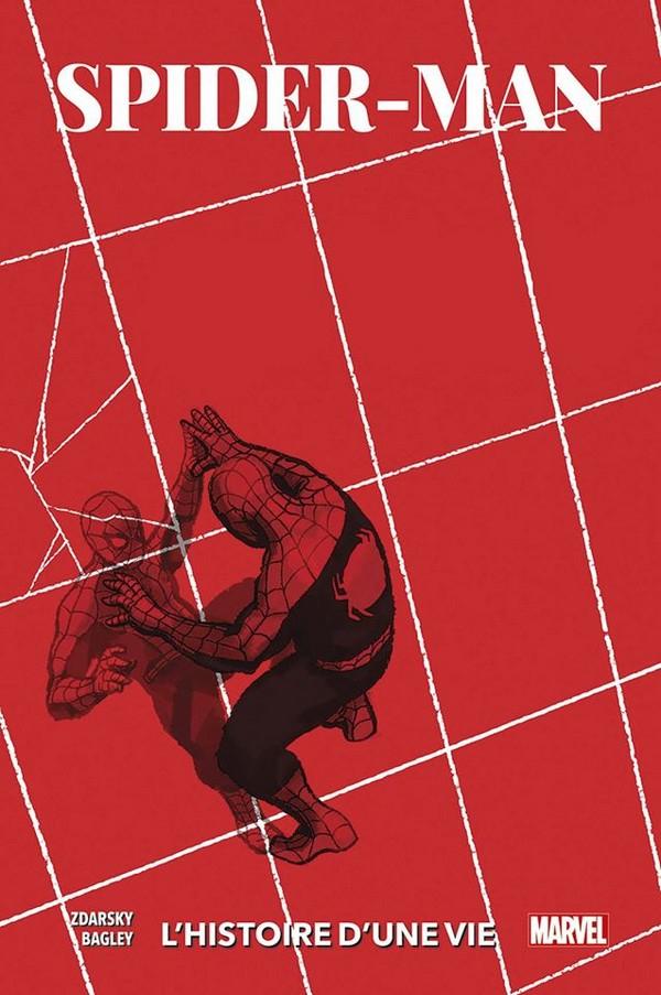 SPIDER-MAN : L'HISTOIRE D'UNE VIE (VF) Couverture Variante 4