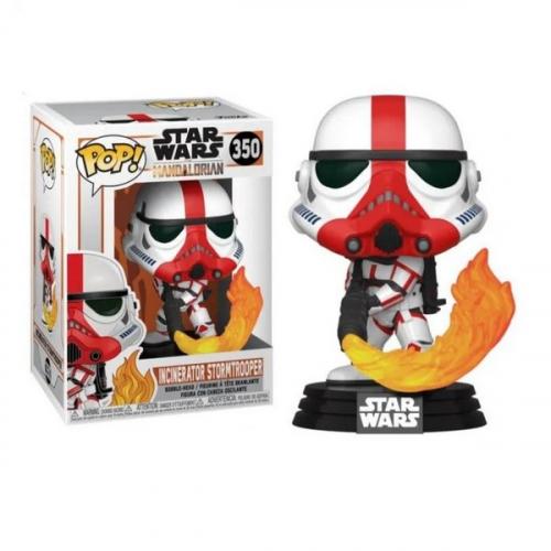 Funko Pop Star Wars Incinerator Stormtrooper 350