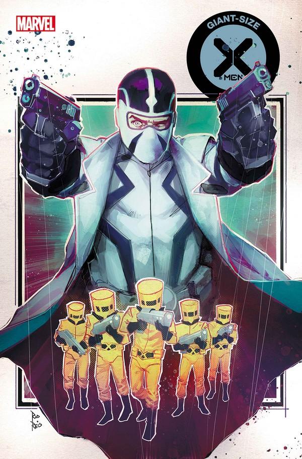 GIANT SIZE X-MEN FANTOMEX 1 (VO)