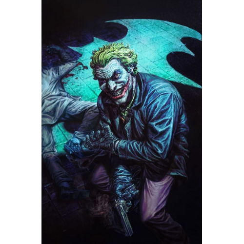 THE JOKER 80TH ANNIVERSARY 100-PAGE SUPER SPECTACULAR 1 (VO) 2000 - LEE BERMEJO
