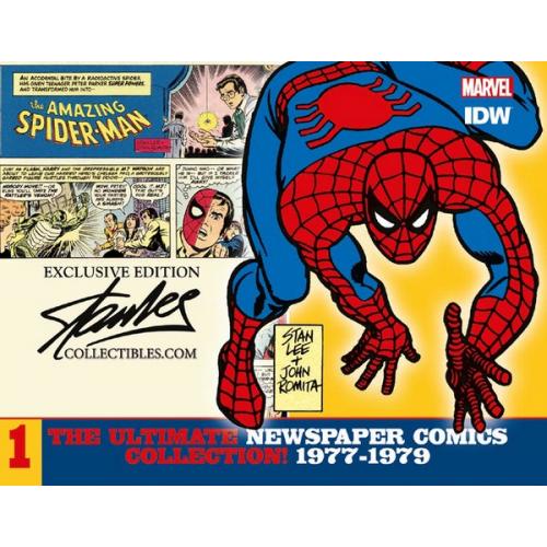 SPIDER-MAN : ULTIMATE NEWSPAPER COMICS TOME 1 (1977-1978)