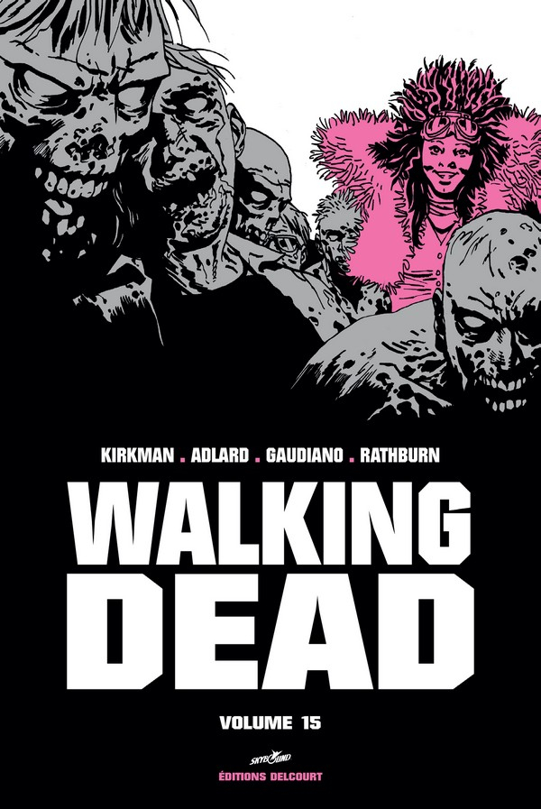 WALKING DEAD PRESTIGE VOLUME 15 (VF)