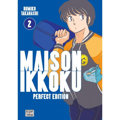 Maison Ikkoku Perfect Edition Tome 2 (VF)