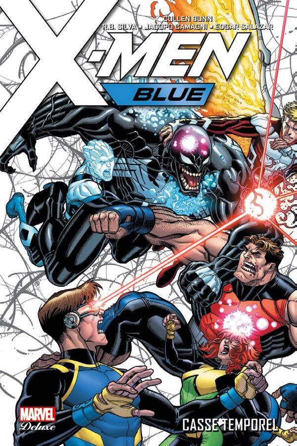 X-MEN BLUE TOME 2 (VF)
