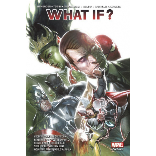 WHAT IF ? TOME 3 (VF)