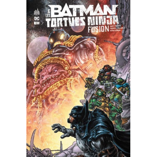 Batman TMNT Fusion (VF)