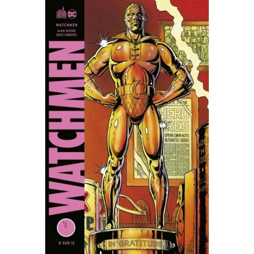 Watchmen numéro 8 (VF)
