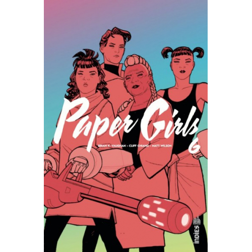 Paper Girls Tome 6 (VF)