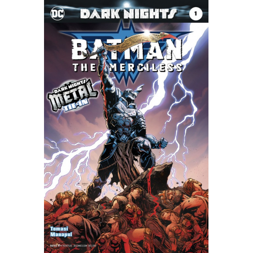 Batman : The Merciless 1 (VO) - METAL
