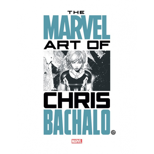 MARVEL MONOGRAPH TP ART OF CHRIS BACHALO (VO)