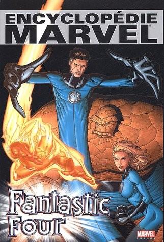 Encyclopédie Marvel : Fantastic Four (VF) occasion