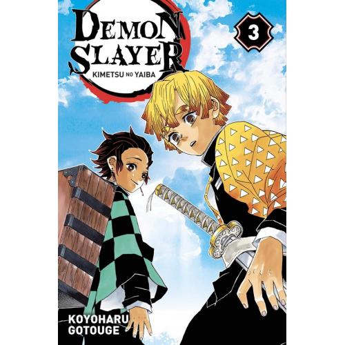 Demon Slayer Tome 3 (VF)