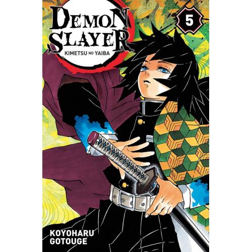 Demon Slayer Tome 5 (VF)