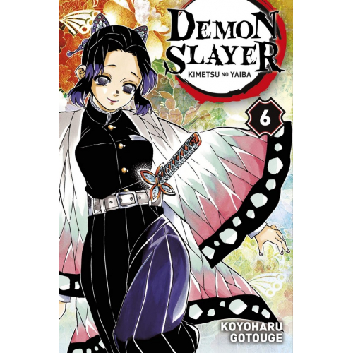 Demon Slayer Tome 6 (VF)